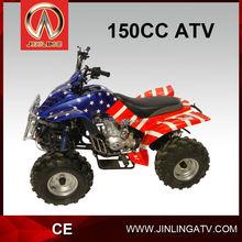 Jinling quad atv JLA-12-08 CE apptrovaled 8 inch/10 inch tire 150cc/200cc quad biike