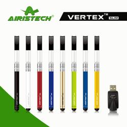 2016 vape pen bubbler Airistech vertex superman vape pen custom dry herb vape pen