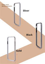 The most fashionable, the 2 generation mobile phone metal frame,Aluminum phone case For iphone 6