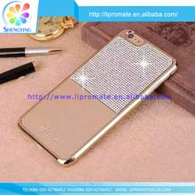 Fashion desgin new phone custom fashion bling leather PC 3d bling for galaxy s4 i9500 plastic case