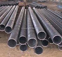 astm a572 gr 50 ERW steel tube price per kg