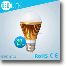 China wholesale 5w durable recessed lighting replacement led bulbs