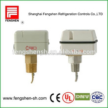 Flow switches brass and stainless steel