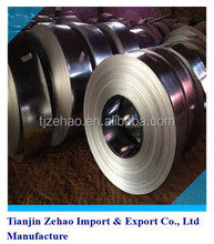 Factory Steel Produce Galvanized SPCC Strip/Produce as the requirement of clients