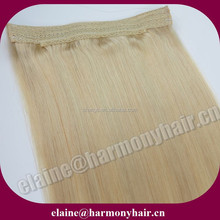 HARMONY flip hair with 100% human hair hot sale in the market