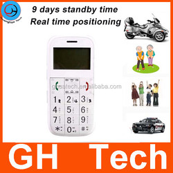 GH Sim Card Mobile Phone GPS Tracker with SOS Function G-T010