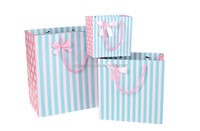 New design custom custom made paper shopping bag printing