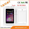 music downloading free dowload mp3 song tablet 7inch SC7731 quad core 3G android tablet pc
