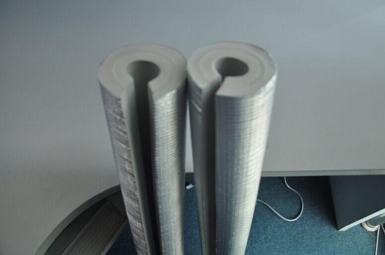 Insulation copper pipe with foam insulation pe insulation for Insulation for copper heating pipes