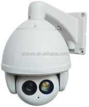 Aokwe 1080p full hd IR 180m laser ptz ip high speed dome 20x optical zoom ptz ip camera