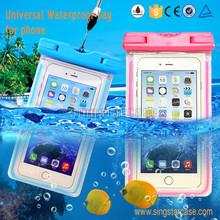 Wholesale Phone Waterproof Bag/ PVC Waterproof Case / Waterproof Pouch For Mobile Phone