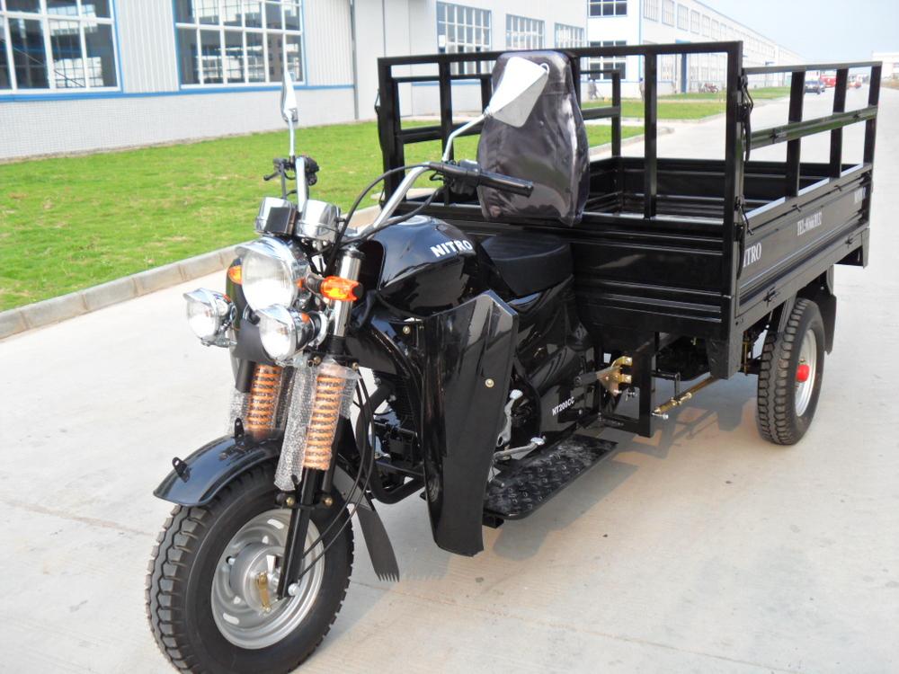 Chinês melhor preço de alta qualidade pesada carga de energia 150cc carga de três rodas da motocicleta