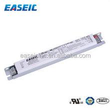 36W 250mA,350mA,450mA,500mA,600mA,700mA 900mA 0-10V Dimming constant current LED tube Driver With SAA