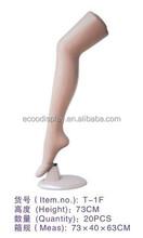 On sale plastic human foot model