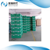 Reusable Corrugated Plastic Partition Box For Storage Of Glassware
