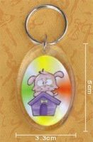 2014 promotion gifts keychain digital photo frame wholesale