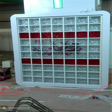 high quality for building low price glass block price