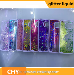 best selling products glitter star liquid plastic phone case cover for samsung galaxy note 3