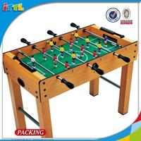 Eco-friendly hand football game soccer table game classic sport foosball table
