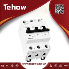 Series mini circuit breaker/mini transformer switch
