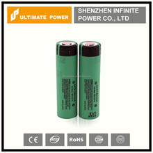 Original panasonic NCR18650a 3100mah lithium battery cells