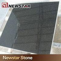 Chinese polished black niro granite tile 40x40