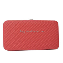 Lady Fashion Beautiful Cute PU Leather Wallet