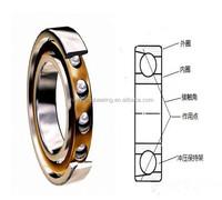 Angular contact ball bearing 7006/B/AM/ACM