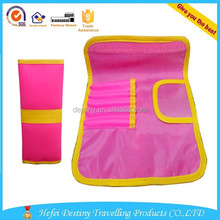customize high-quality unique foldable soft neon silicon toiletry bag