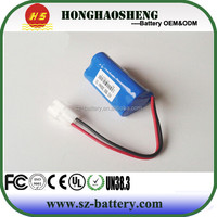 Small high quality lithium battery 12v 3000mah for medical device