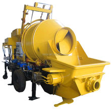 high quality diesel used concrete mixer truck with pump