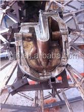 rotomolding motorcycle fuel tank mold , gasoline tank tooling