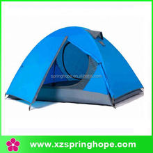 Popular double layer camping tents polyester oxford folding tent camping tent for truck