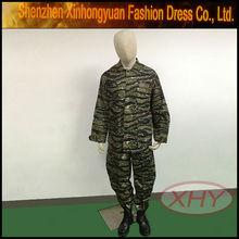 Tactical Army Military Uniform Vietnam Tiger Stripe Camo BUD Uniform
