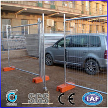 high quality garden temporary galvanized fence panels