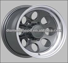 18 inch black chrome alloy wheels for sale(ZW-L050)