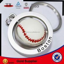 custom promotional ball keyring