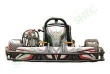 Racing Car stock mesh and polyester car seat cover