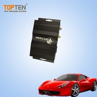 Fleet Management Tracking Software GPS Vehicle Tracker RFID with Camera TK510