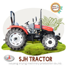 China 60HP agriculture farm tractor with cab