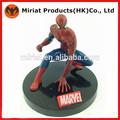 caliente 2015 3d juguetes de animación spiderman marvel figuras de acción