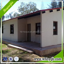 1000 degree centigrade Fireproof and Prefab anti quake Sandwich Panel For Roof And Wall