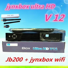 HOT+Latest !!! 2015 Jynxbox v12 fta receivers hd for North America the best JYNXBOX ULTRA HD V12 in stock !!