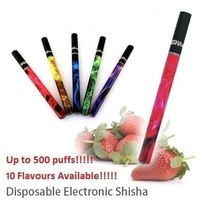 Fashion father day gift hot sale smart disposable e shisha pen hookah