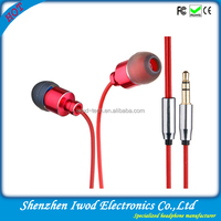 2014 new product cherry earphone for samsung iphone5/5s smart phones accessories made in China