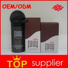Keratin Hair Fibers Spray Fully Hair Building Fibers OEM Stock 18 Colors