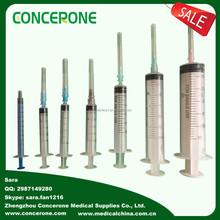 Hospital Medical Disposable Syringe1ml