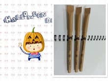 wholesale Novel design tooth shape promotional ecological recycled paper pen with custom logo
