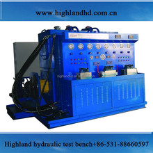 China for after service high-technical hydraulic test bench for sale south africa
