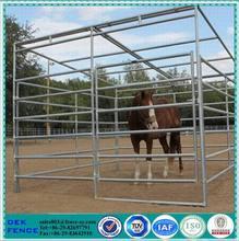 Galvanizado portátil stock caballo metros ronda